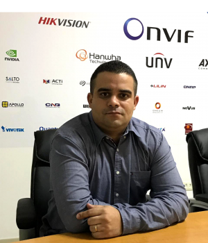 Jean Carraro AxxonSoft na ISC Brasil