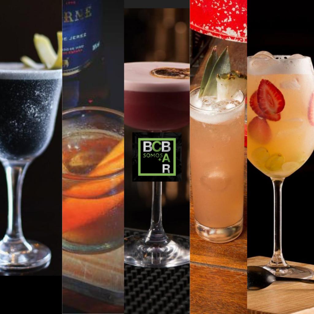 Somos + Bar Junho: 5 drinks bem elaborados
