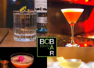 [Somos + Bar] Conheça top 4 drinks originais de agosto
