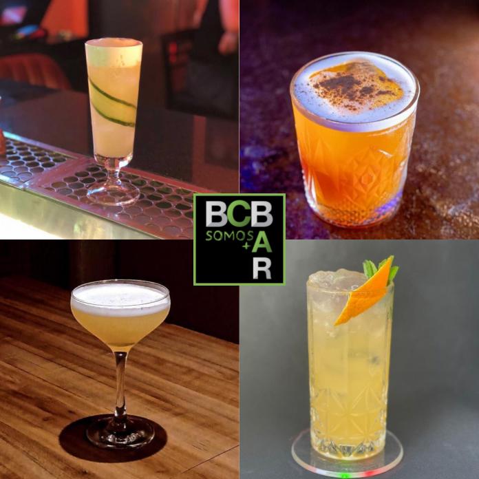 Drinks autorais e diferentes ilustram a última edição do Somos + Bar